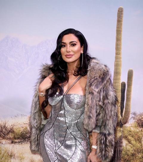 Huda Kattan over haar succesvol beauty imperium