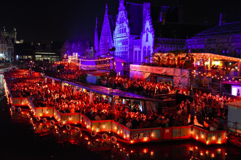 Culturele evenementen België, Gentse Feesten, Stad, Gent