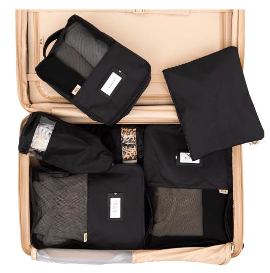 Reiskoffer, Packing cubes, Béis