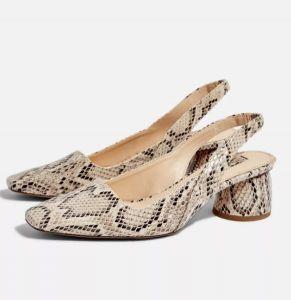 schoenen topshop hakken