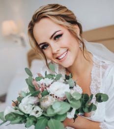 Zo creëer je een prachtige bruidsmake-uplook
