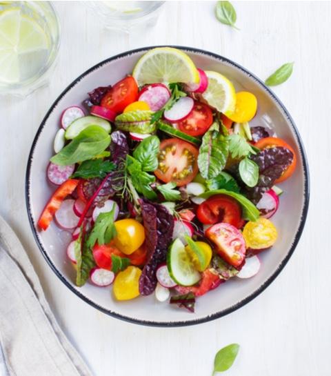20 zomerse salades voor wie niet van sla houdt
