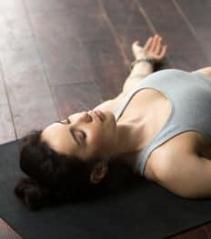 Getest: een ontspannende sessie Yoga Nidra