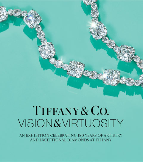 Expo: Tiffany & Co opent tentoonstelling 'Vision & Virtuosity' in Shanghai