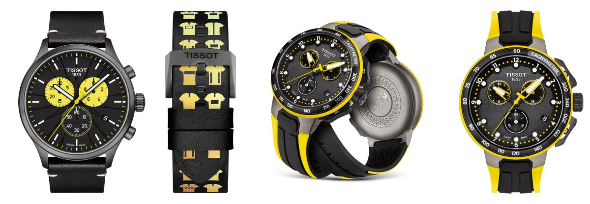 tissot, sport, tour de france, horloge