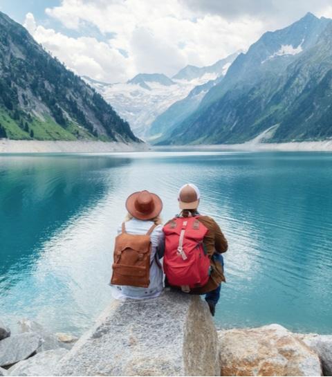 De mooiste vakantiebestemmingen in Europa voor koppels