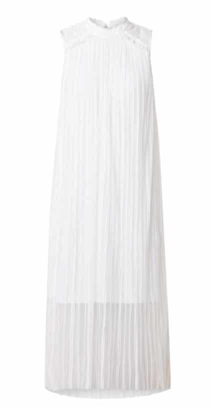 Claudie Pierlot witte jurk