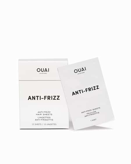 Anti Frizz Hairsheets Plus Sheet