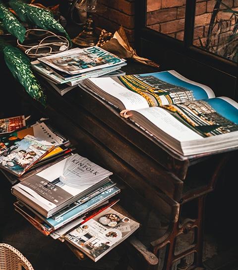 8 avontuurlijke salontafelboeken die je ook écht wilt lezen