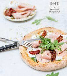 Recept: zelfgemaakte gourmet pizza