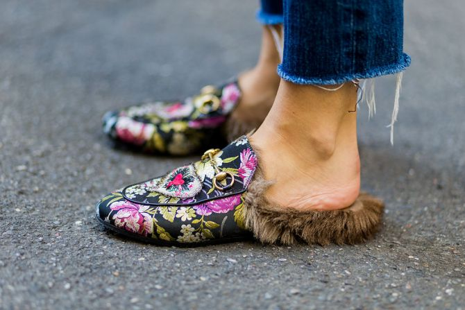 Gucci loafers schoenen tweedehands luxe