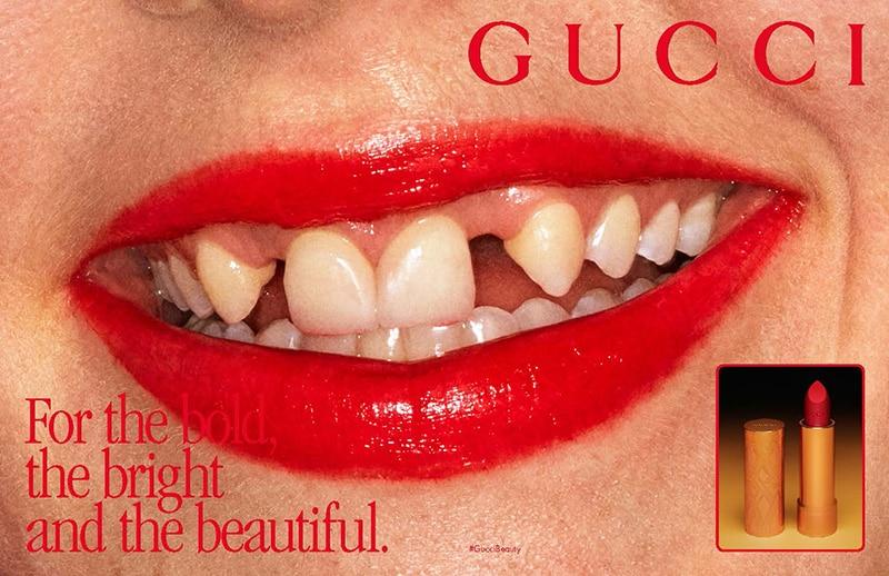 gucci, make-up, lippenstift