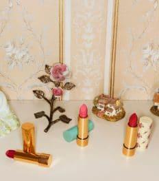 De nieuwe make-uplijn van Gucci benadrukt schoonheidsfoutjes