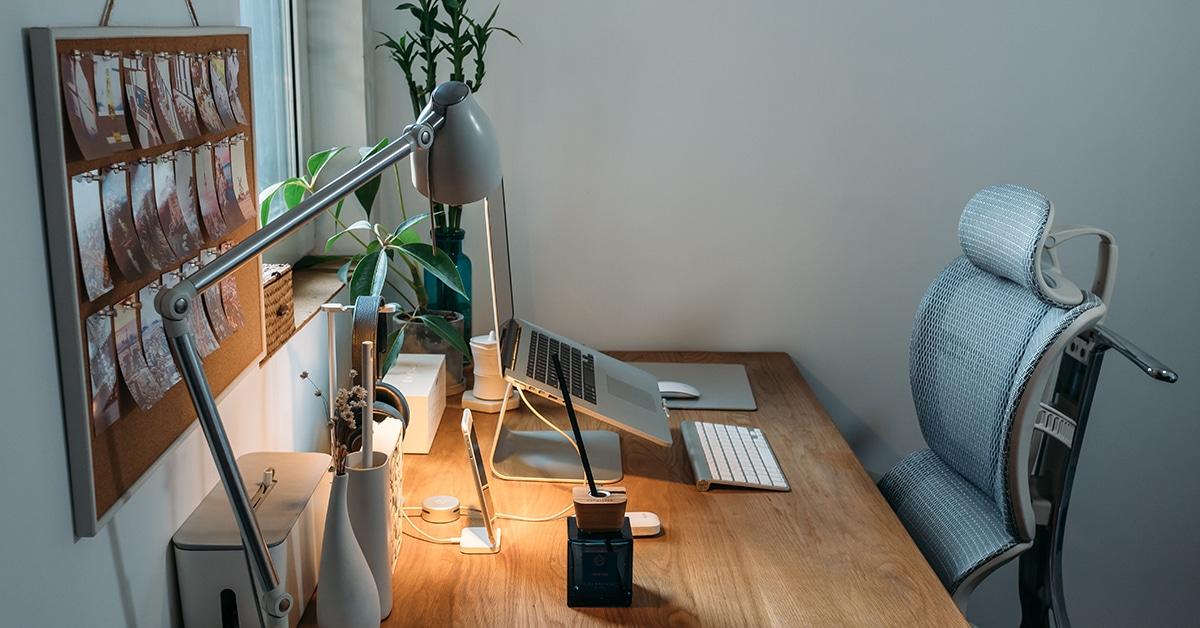Wonderbaar Home office: met deze tips kan je een stijlvol bureau inrichten SW-35