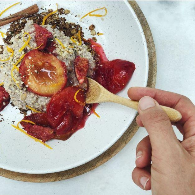 ontbijt, zomer, recept, gezond, healthy