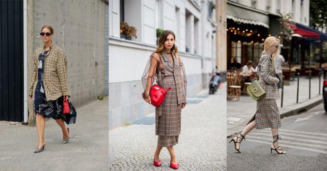 ruitjes herfst zomer mode schoenen augustus
