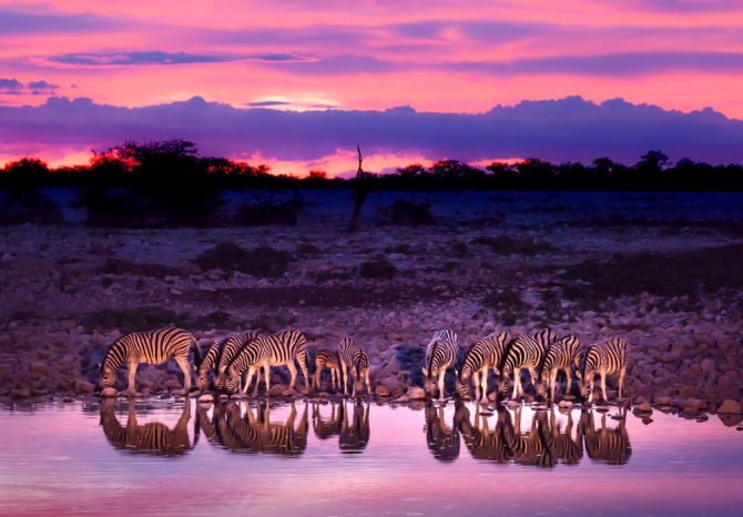 reizen september Namibië Afrika