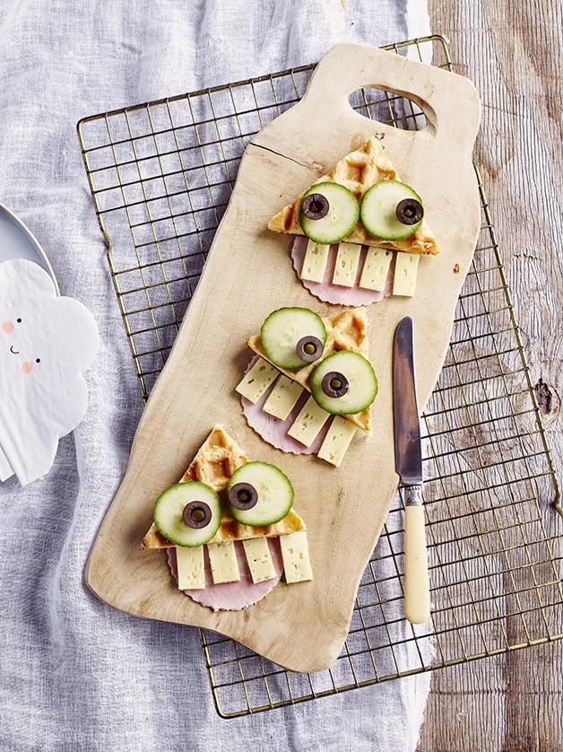 Sofie Dumont snelle recepten kids