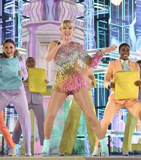 Taylor Swift en Stella McCartney lanceren capsulecollectie