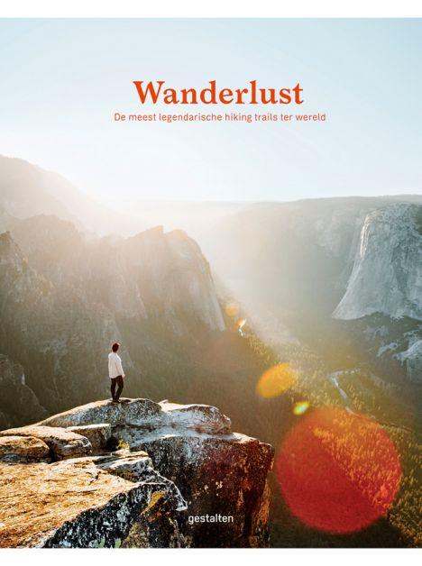 Wanderlust boek reizen