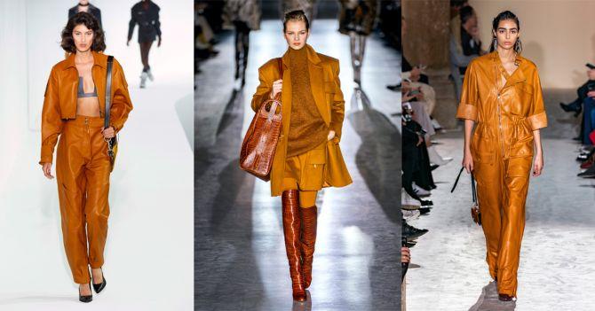karamel kleur trends herfst 2019