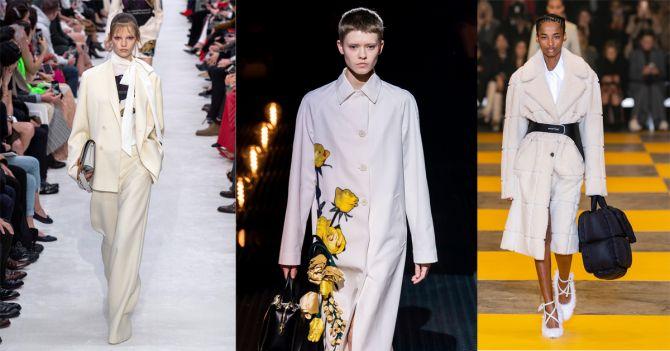 witte jas trends herfst