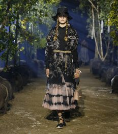 PFW: Zo kwam de magische Dior modeshow tot stand
