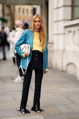 streetstyle londen fashion week