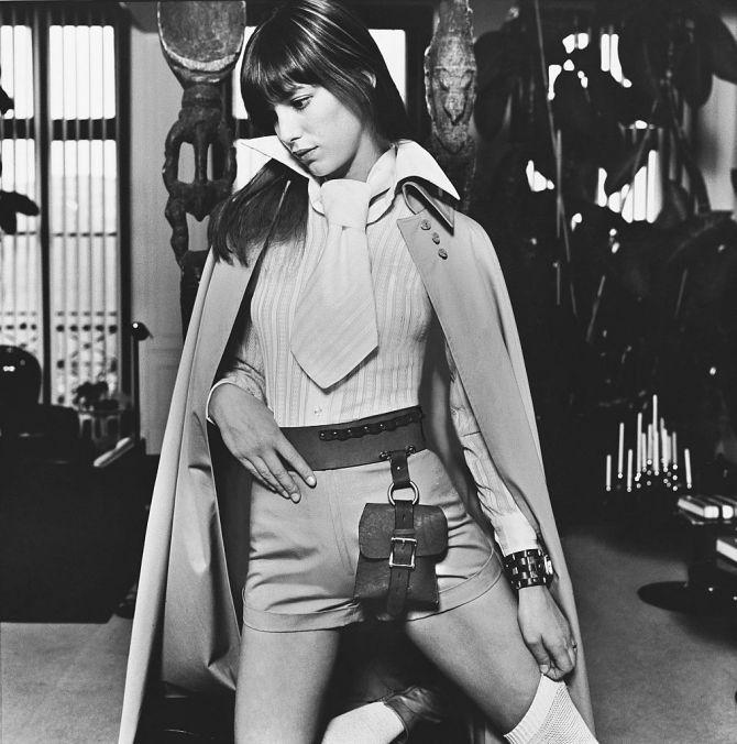 Jane Birkin belt bag utility riem