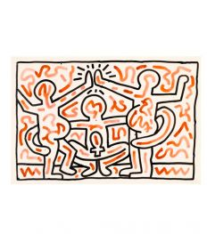 Agenda: Expo Keith Haring in Brussel