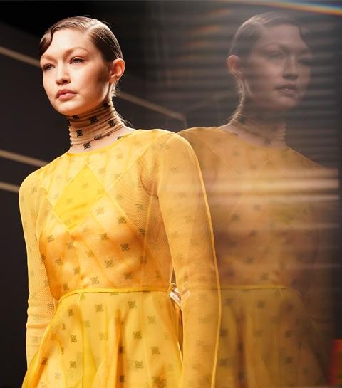 Catwalk inspiratie: 10 trendkleuren voor de herfst