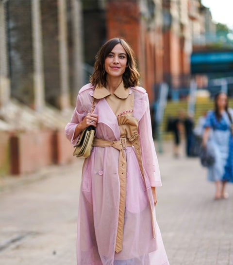 De beste streetstyle looks van London Fashion Week