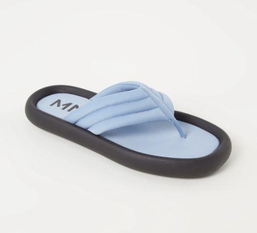 padded slippers