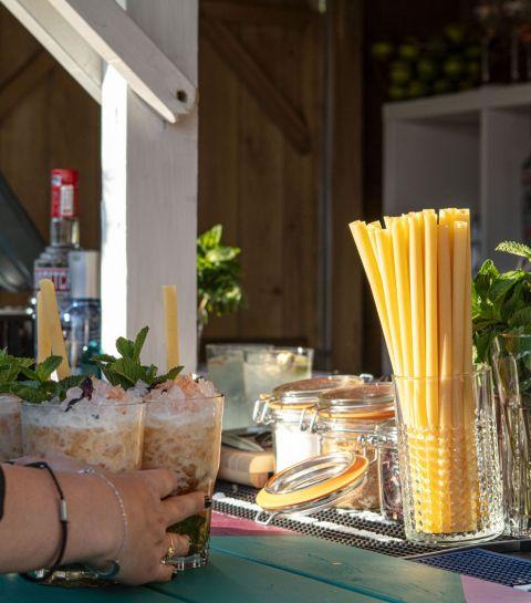 Luik: de laatste zomervibes in Bar Urbain