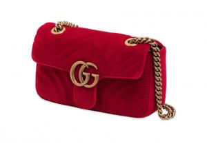 Gucci Marmont mini handtas designer