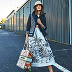 Fashion shoot: zo style je sportswear met chique basics