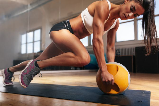 hiit training workout sport
