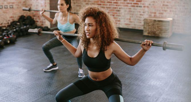 krachttraining workout sport voeding