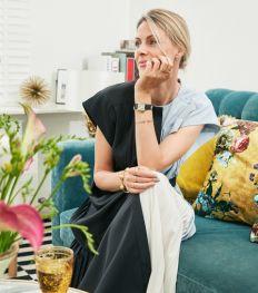 Binnenkijken in Sofie Valkiers' stijlvolle woning