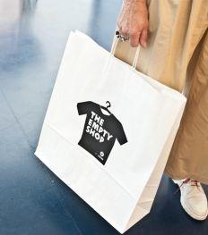 Oxfam opent The Empty Shop met hulp van Belgische designers