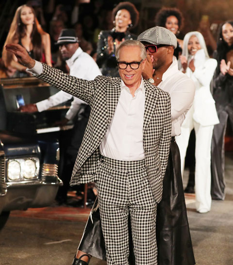 NYFW: Interview met Amerikaans mode-icoon Tommy Hilfiger