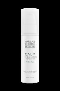 paula's choice exfoliant crème huid roodheid