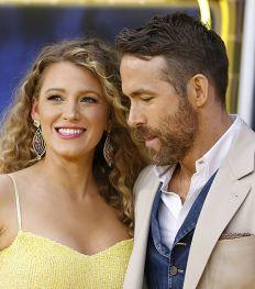 Wow: Blake Lively en Ryan Reynolds kregen stiekem een derde kindje