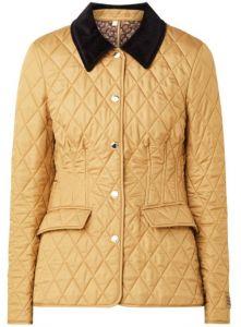 burberry mantel winterjas