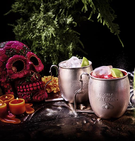dia de los muertos, cocktail, tequila