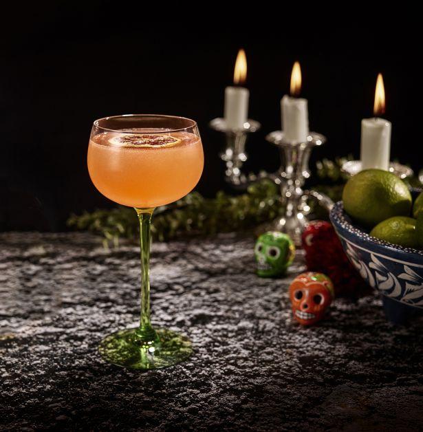 dia de los muertos, cocktail, tequila, margarita