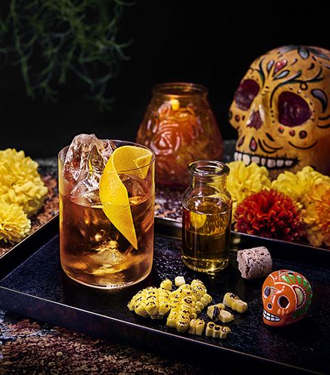 De feestelijkste cocktails voor Dia de los Muertos