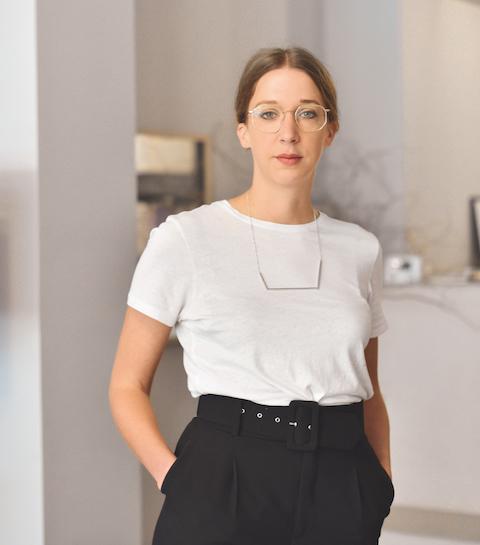 Selfmade: interview met juweelontwerpster Aurore de Heusch