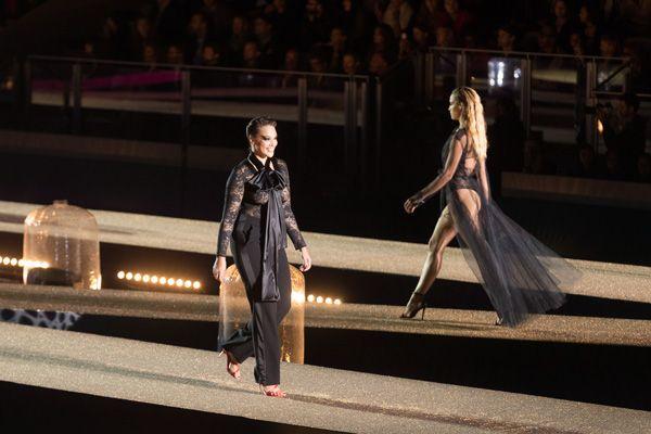 etam, paris fashion week, modeweek, lente, zomer, 2020