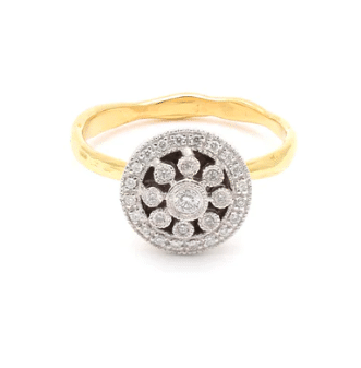 halo, ring, juweel, verloving, diamant, huwelijk, trouw